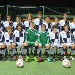 Olginatese - La formazione dei Giovanissimi 2001 allenata da Marco Quartiero
