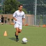 Stefano Bono, Bono Olginatese, capitano olginatese