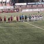 Juniores Nazionale Girone B Borgosesia Olginatese 0-1