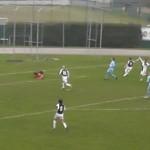 Il gol di Paolo Rossi in Castellana-Olginatese