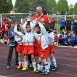 Torneo Cantù - La premiazione dei pulcini 2006 dell'Olginatese